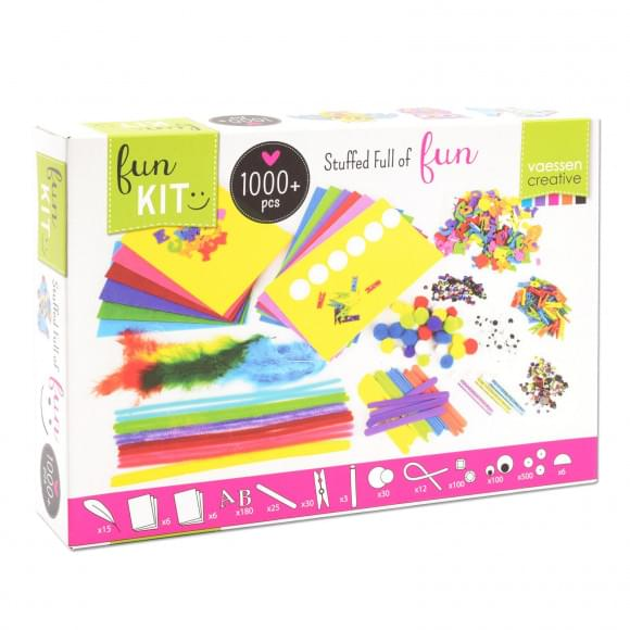 Fun Kit Knutselpakket voor kids nr.1