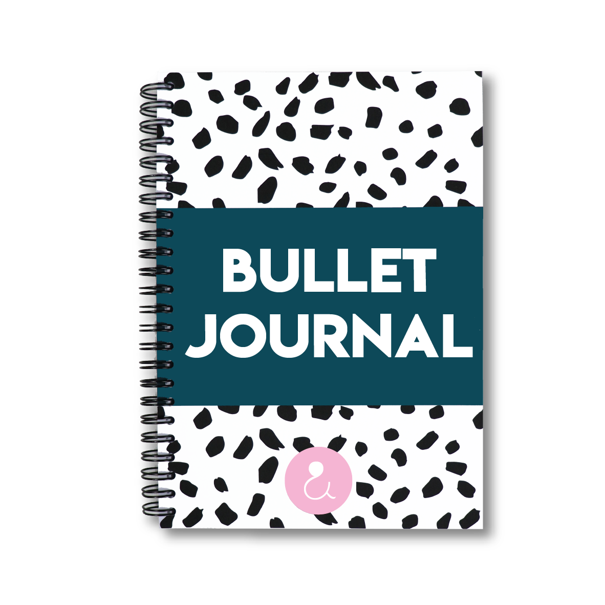 Bullet journal | donkerblauw