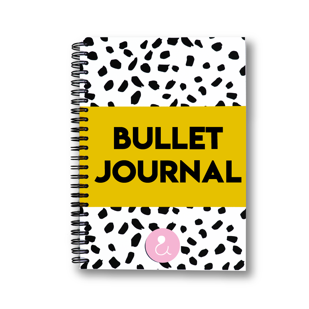 Bullet journal | okergeel