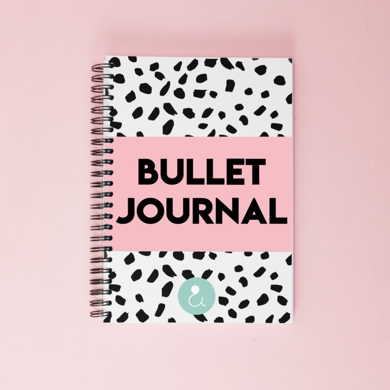 Bullet journal | roze
