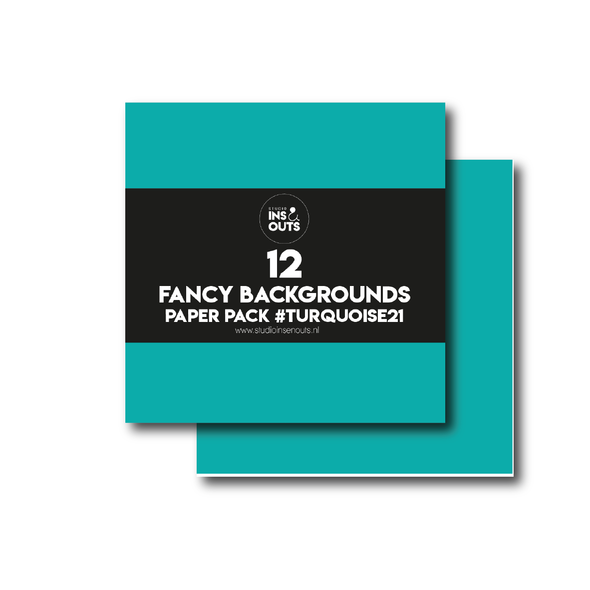 Paper Pack TURQUOISE '21