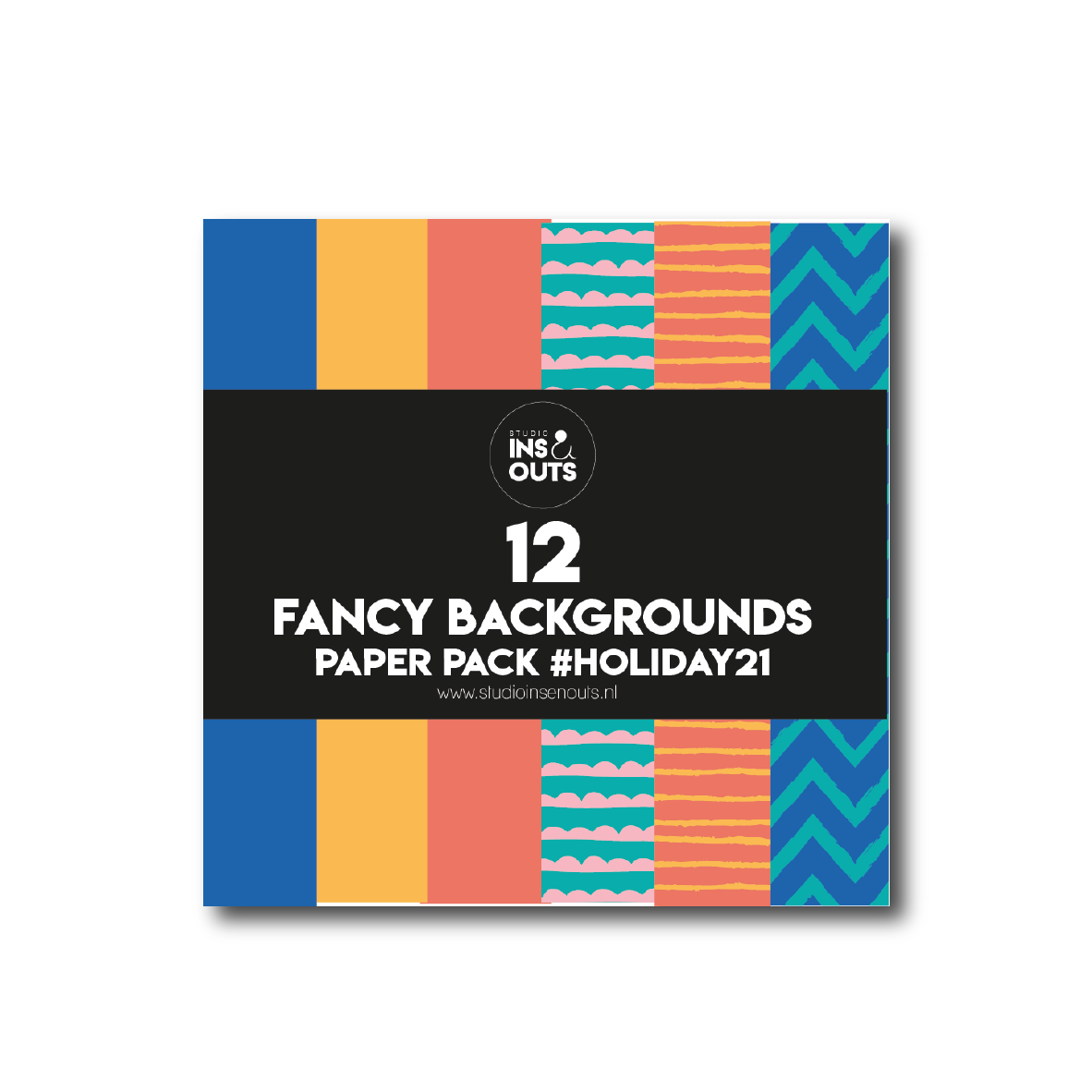 Paper Pack STANDAARD Holiday'21