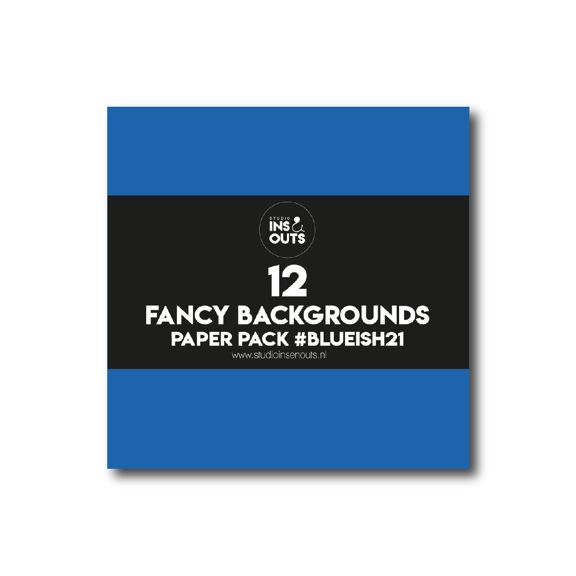 Paper Pack BLUEISH21