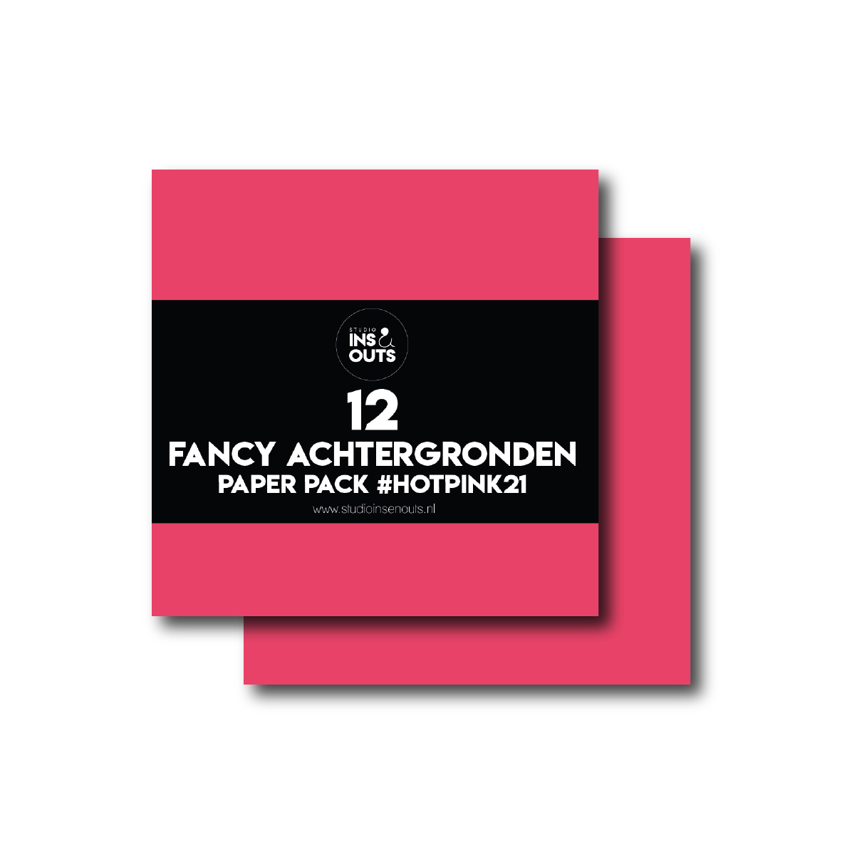 Paper Pack HOT PINK 2021