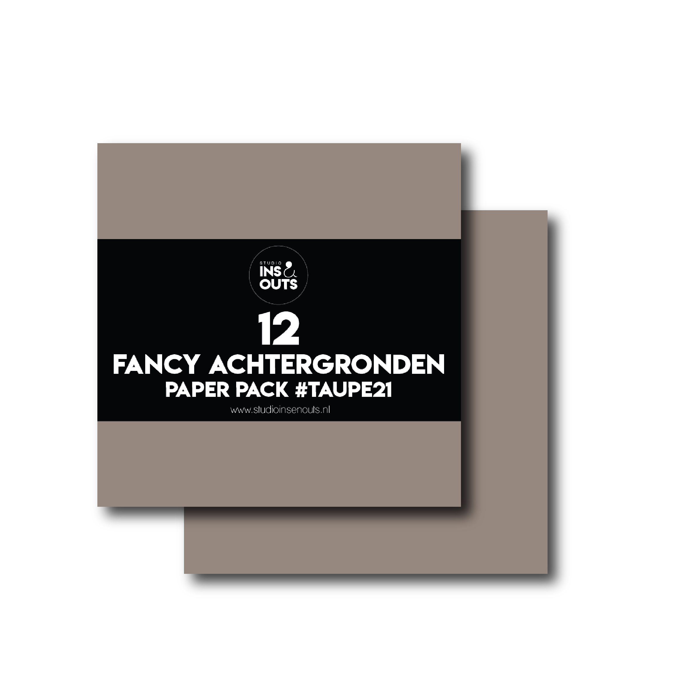 Paper pack TAUPE 2021