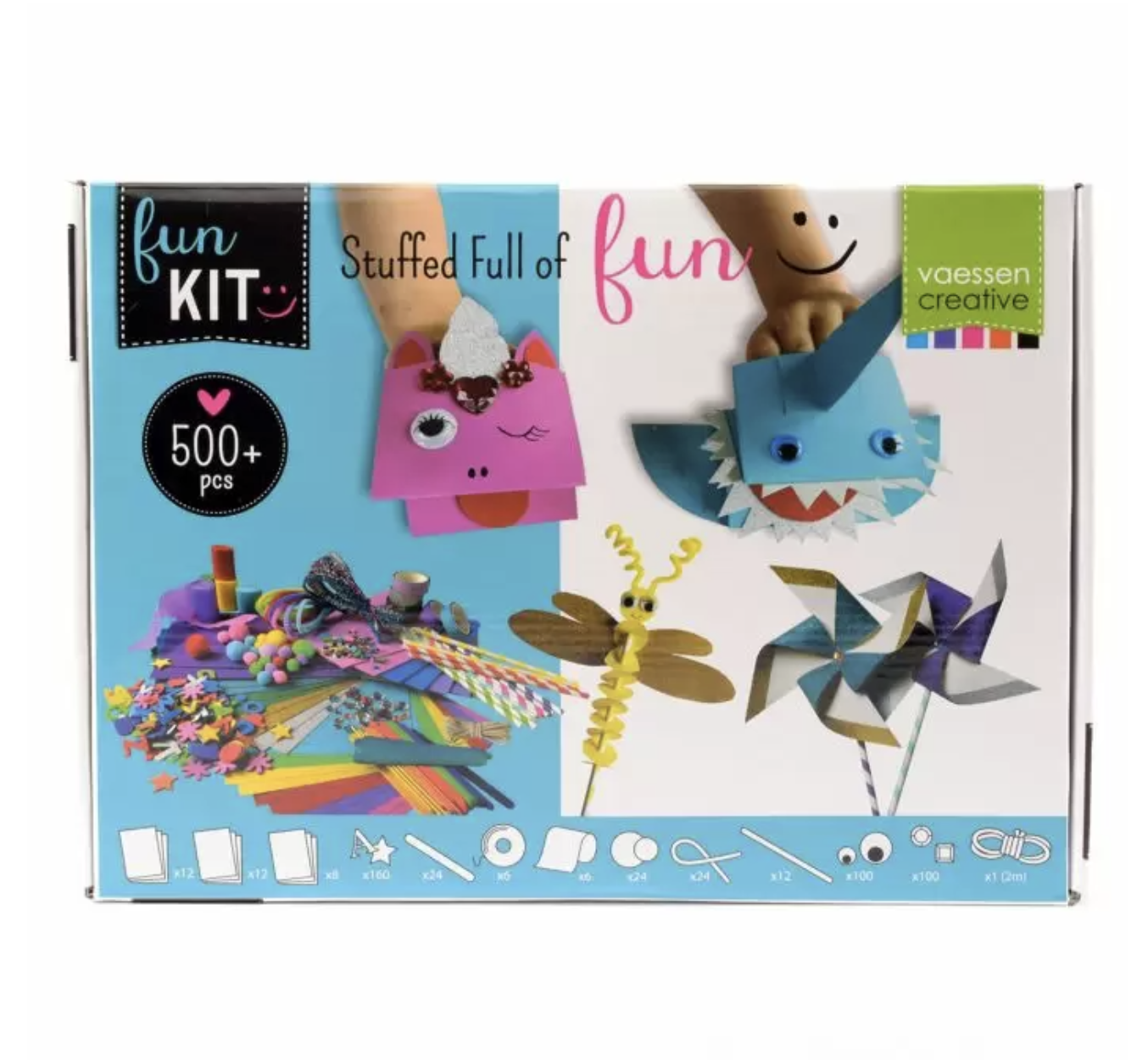 Fun kit knutselpakket voor kids nr.2