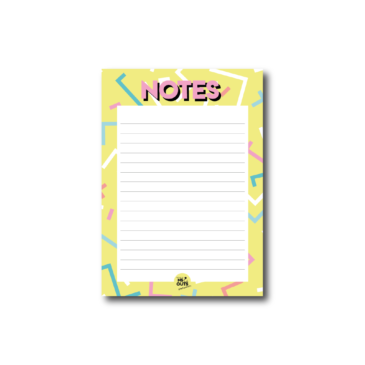 A6 notepad | Notes