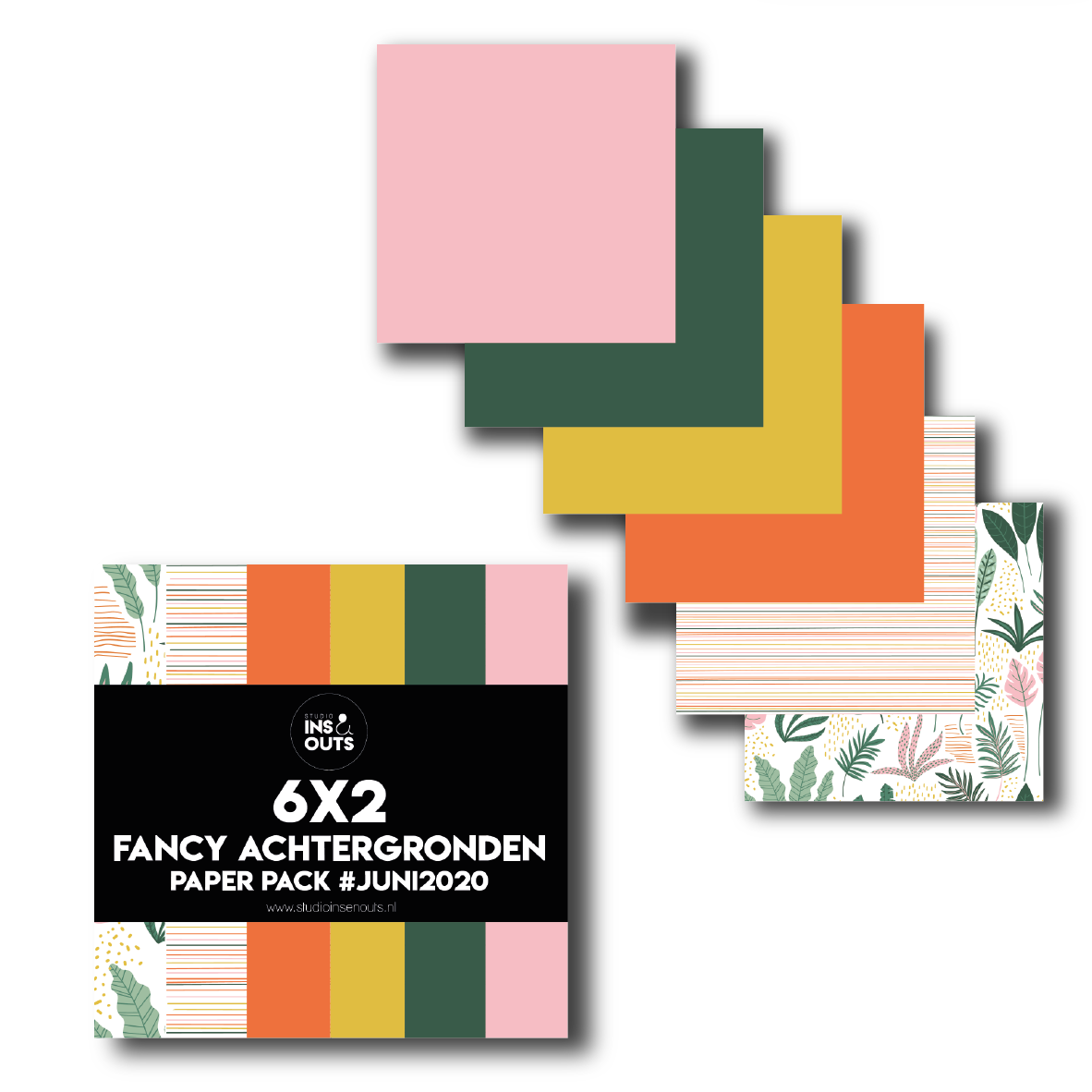 Paper pack Zomer 2020
